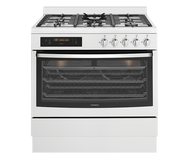Westinghouse WFEP915SB 90cm Pyrolytic Freestanding Oven - Bargain Home Appliances