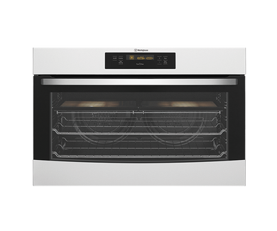 Westinghouse WVEP916SB 90Cm Pyrolytic Electric Underbench Oven - Bargain Home Appliances