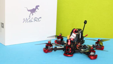 HGLRC Sector 5 V3 review: FPV drone with GPS RTH | HGLRC Company