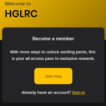 How to become HGLRC VIP and earn your Pilot Point rewards? | HGLRC Company