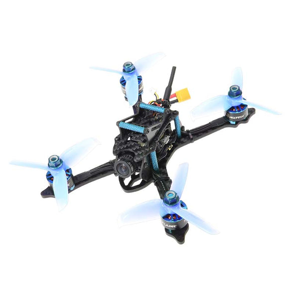 HGLRC XJB-145 145mm Micro FPV Racing Drone-PNP-BLUE