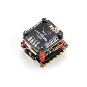HGLRC FD435-VTX STACK 20X20 3-6S FD F4 Mini fc 35A 4in1 ESC FD VTX Mini