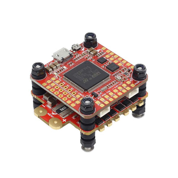 HGLRC FD F7 Dual Gyro 60A 3-6S BL32 4in1 ESC STACK