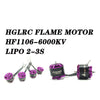HGLRC FLAME 1106 6000KV 2-3S Brushless Motor for RC Drone FPV - HGLRC Company