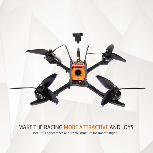 "HGLRC 5-6s 5"" Mefisto BNF FPV RACING DRONE"