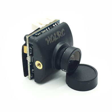"HGLRC XJB-ELF 600TVL 1/3"" Super CCD 2.3mm Lens FPV Cam for RC Drone - HGLRC Company"