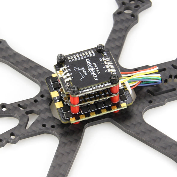 HGLRC FD445+VTX Mini Stack 2-6S 45A BLHeli32 20x20mm