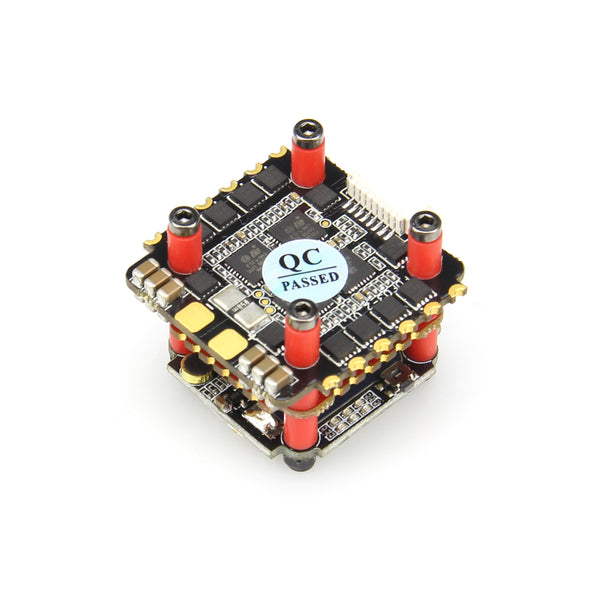 HGLRC Zeus F735-VTX STACK 20X20 2-6S | F722 Flight Controller | 35A BL32 4in1 ESC | MT VTX mini 600mW