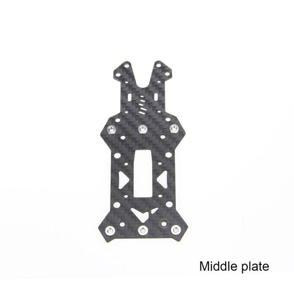 Frame parts arms plate for Sector