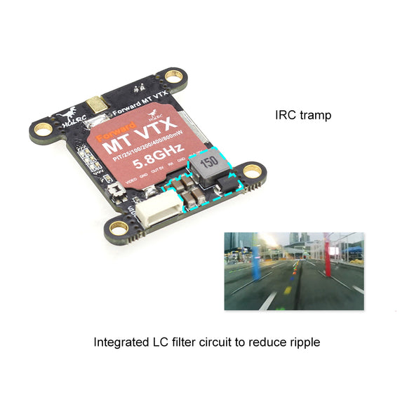 HGLRC Forward MT VTX 800mW 30.5x30.5 For FPV Racing Drone