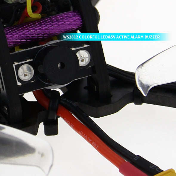 HGLRC HORNET 120 120mm FPV Racing Drone BNF - HGLRC Company