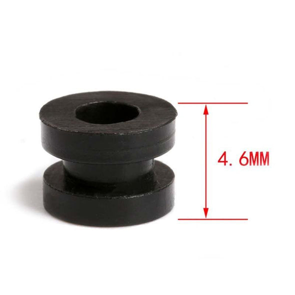 8 PCS HGLRC M3 Anti-vibration Washer Rubber Damping Ball for RC 30.5x30.5mm F3 F4 Flight Controller - HGLRC Company