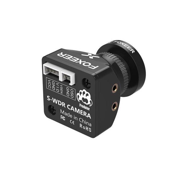 Foxeer Predator Mini V4 1000TVL 1.8mm / 2.5mm Super WDR FPV Camera - HGLRC Company
