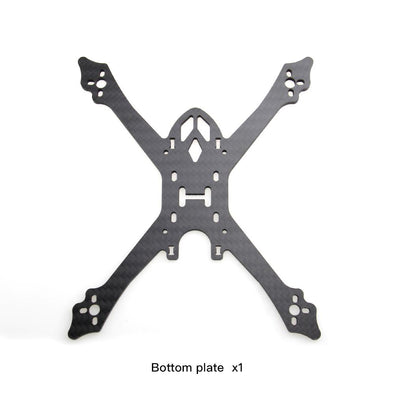 Frame Parts Arms Plate Standoffs for XJB 145mm V1.2 Drone - HGLRC Company