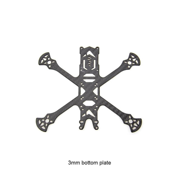 Frame parts arms plate TPU for Sector132/150 frame kit - HGLRC Company