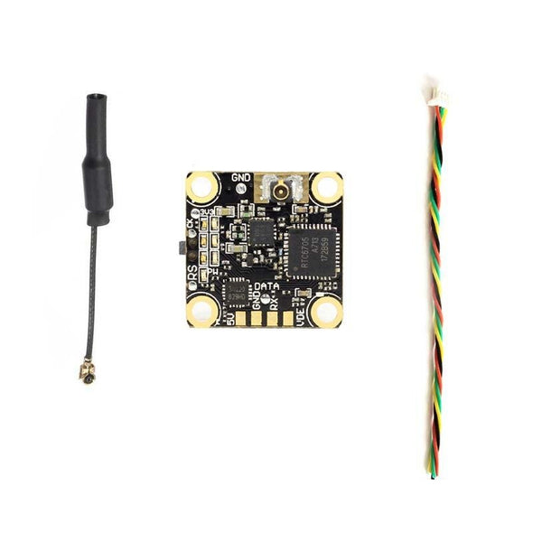 HGLRC FD VTX Micro 16X16mm 400mW Switchable FPV Transmitter - HGLRC Company