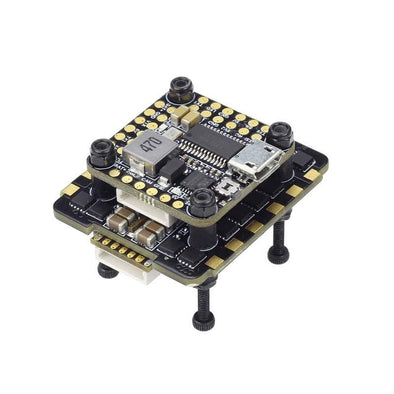 HGLRC FD445 Stack FD F4 Mini Flight Control FD45A 4 In1 Mini BLHeli_32 2-6S ESC - HGLRC Company