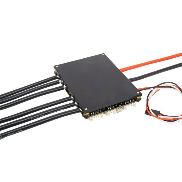 HGLRC-Flipsky Dual FSESC4.20 Plus (Based on VESC ) with Anodized Aluminum Heatsink - HGLRC Company