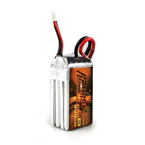 HGLRC KRATOS 4S1P 14.8V 650mAh 75C Lipo Battery with XT30 Plug - HGLRC Company