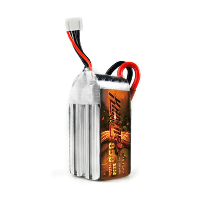 HGLRC KRATOS 4S1P 14.8V 850mAh 75C Lipo Battery with XT60 Plug - HGLRC Company