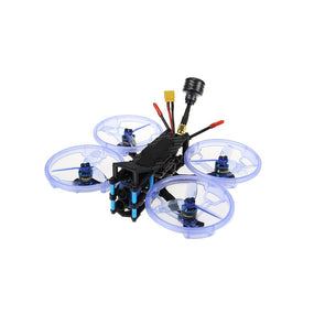 HGLRC Sector132 3-4S FPV Freestyle Cinematic Drone 4K CADDX Tarsier-BNF/PNP - HGLRC Company