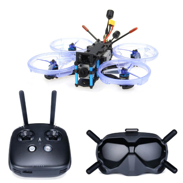 HGLRC Sector132 HD FPV Freestyle Cinematic Drone Caddx Vista Version - HGLRC Company