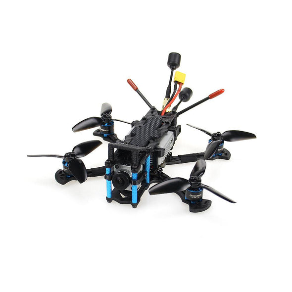 HGLRC Sector132 HD FPV Freestyle Cinematic Drone DJI Air Unit Version - HGLRC Company