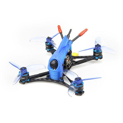 HGLRC Toothpick Petrel120Pro micro 3S FPV Racing Drone BNF/PNP-Blue - HGLRC Company