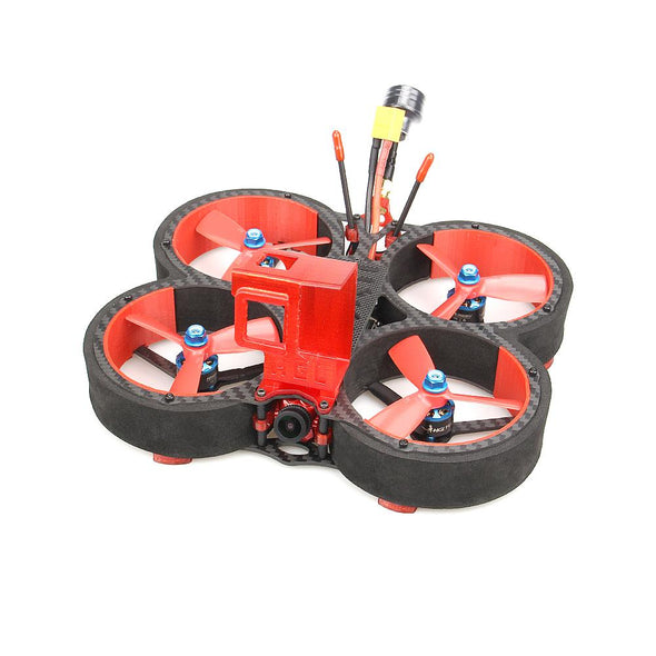 HGLRC Veyron 3 Cinewhoop FPV Racing Drone with Caddx Ratel 4S/6S - Black - HGLRC Company