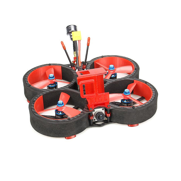 HGLRC Veyron 3 Cinewhoop FPV Racing Drone with Caddx Vista 4S/6S - Black - HGLRC Company