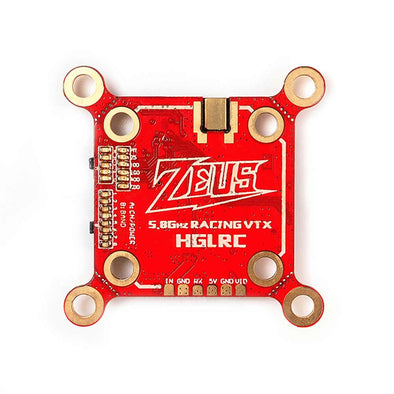 HGLRC Zeus 800mW Smart Mounting 20*20 / 30*30 VTX For FPV Racing Drone - HGLRC Company
