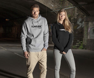 His and Hers Heavy hoody