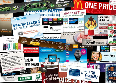 Digital Advertising Creatives - Banner Ad Designs