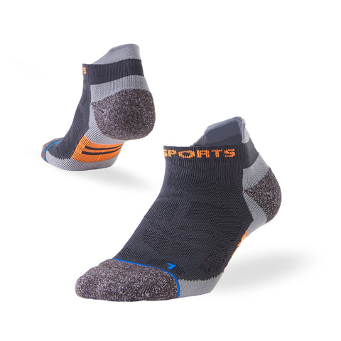 sports ankle socks with tab