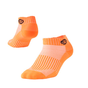 Buy 1 Get 4 for Free | 5 Pack Athletic Compression Quarter Socks 15-20mmhg - Unisex