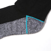 quarter socks cusioned