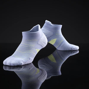 Antibacterial Anti-odor Athletic Ankle Socks - Unisex