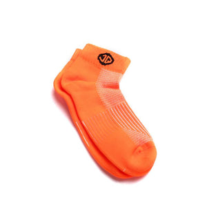Athletic Compression Quarter Socks 15-20mmhg - Unisex