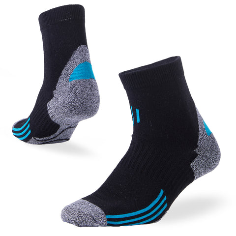 antibacterial sports ankle socks