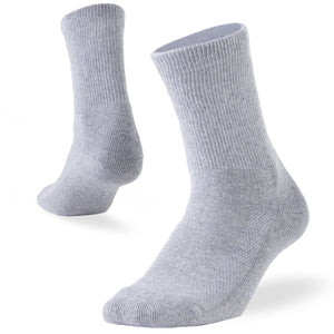 Copper Antibacterial Diabetic Socks (Black/White/Gray)