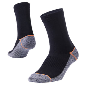 Buy 1 Get 4 for Free | 5 Pack Antibacterial Anti-odor Athletic Crew socks - Multicolor