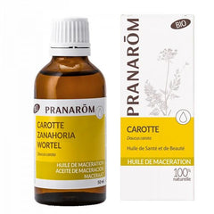 Huile de Carotte pranarom Bio - Bonatureshop