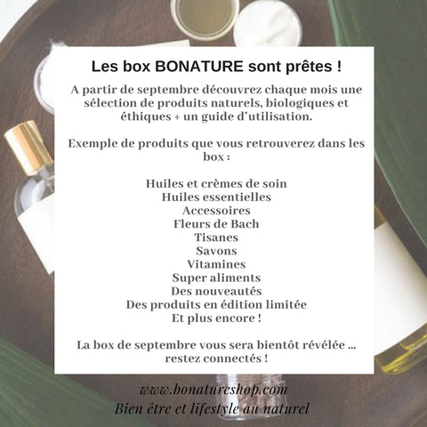 Bonature box - bonatureshop