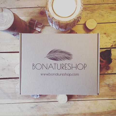 Box NOVEMBRE 2018 bonatureshop