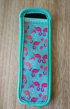Patterned Personalised Icypole Holder - Neoprene Popsicle Zip Pop Sleeve