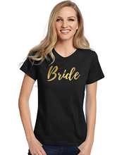 Wedding Iron-On DIY Decals - Bride Bridesmaid Maid of Honour Tribe