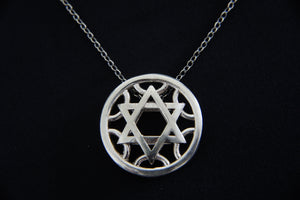 Star of David Medallion