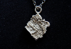 Small Jerusalem Necklace