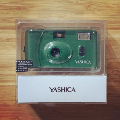 YASHICA MF-1 : GREEN