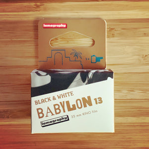 LOMOGRAPHY BABYLON 13